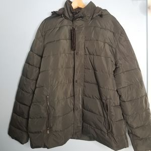 Weatherproof Water Resistant Men's Jacket Size XXL
